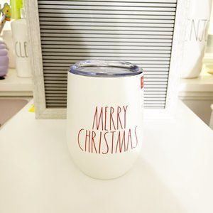 ✨ NWT Merry Christmas Wine Tumbler | Rae Dunn